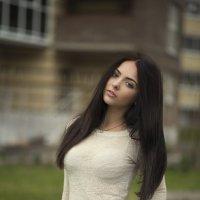 Портрет Олечки :: Женя Рыжов