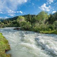 Ущелье Кашка Суу в Караколе Киргизия :: Виктор