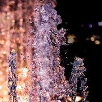 Баба Яга из фонтана :: Zifa Dimitrieva