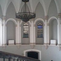 Музей Артиллерии. Центральная лестница. :: Светлана Калмыкова