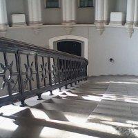 Цетральная лестница в музее Артиллерии. :: Светлана Калмыкова