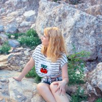 Лето, солнце, море, пляж... :: Райская птица Бородина