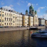 Свято-Исидоровская церковь в Санкт-Петербурге. :: Серж Поветкин