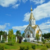 Храм Воскресения Христова :: Милешкин Владимир Алексеевич