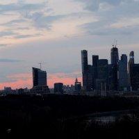 Чужое и чуждое в родном городе :: Елена Palenavi