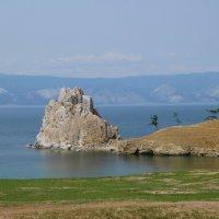 Достопримечательность острова Ольхон. :: Татьяна Алферова