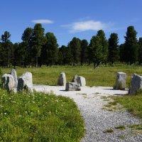 Памятник объединения алтайских племён с Россией :: Наталия Григорьева