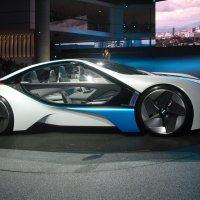 BMW i8, электро :: Waldemar .