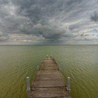 небо и море :: Лилия Дубчак