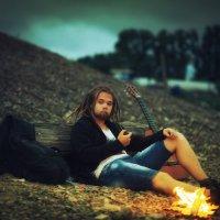 Странник :: Evgeniya