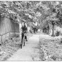 Жизнь в провинциальном городке :: Алексадр Мякшин