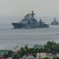 БПК «Маршал Шапошников» :: Александр Морозов