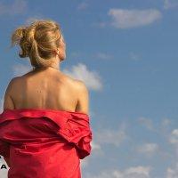 Взгляд в небеса :: Оксана Волина