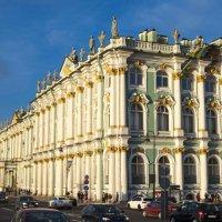 Зимний дворец :: Сергей Sahoganin