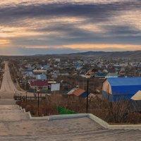 Панорама г. Кувандык :: Александр Кислицын