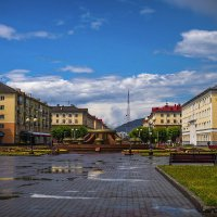 после дождя. :: Александр Потапов
