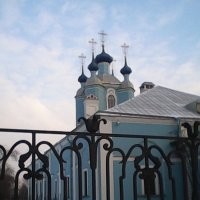 Сампсоньевская церковь. :: Светлана Калмыкова