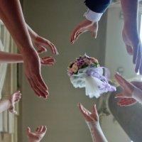 Свадебный букет :: Эльза Вайнер