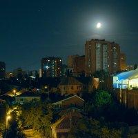 Ночь в городе :: Александр Гапоненко