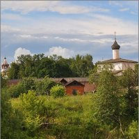 СУЗДАЛЬСКИЙ ПЕЙЗАЖ. ИЮЛЬ(4) :: Валерий Викторович РОГАНОВ-АРЫССКИЙ