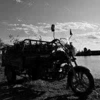 мотоцикл - Десна 200 :: Nikita Bashmakov