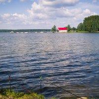 Озеро :: Алексей. Бордовский