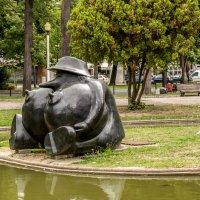 городская скульптура :: татьяна
