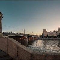 Бородинский мост. :: Владимир Елкин