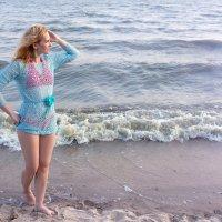 На берегу Таганрогского залива... :: Райская птица Бородина