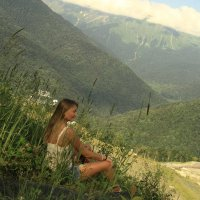 прекрасно в горах :: Павел Шипунов