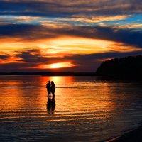 закат :: Владимир Бурдин