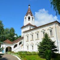 Церковь Святой великомученицы ВАРВАРЫ :: Милешкин Владимир Алексеевич