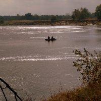 рыбалка в серебре 2 :: Александр Прокудин