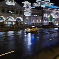 Такси :: Игорь Иванов