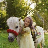 Пони и принцеса :: Аnastasiya levandovskaya