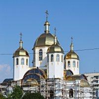 Будується храм :: Степан Карачко