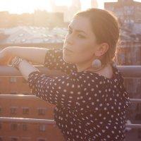Июльское солнце :: Ваня Виноградов