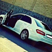 Mercedes-Benz E-class Е200 AMG :: Серёга Удовиченко