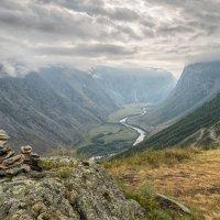Горный перевал Кату-Ярык :: Максим Бородин