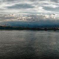 Новосибирск. Вид на р. Обь. :: Иван Янковский