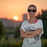 На закате :: Игорь Капуста
