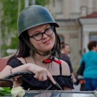 В день Победы..... :: Елена Фролкова
