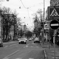 московские улочки :: Александр Шурпаков