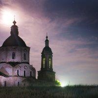 Церковь Михаила Архангела :: Лилия Будаева