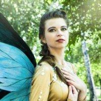 бабочка :: Анна Журавлева