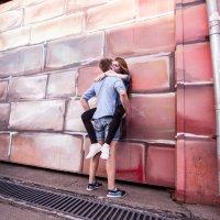 lovestory in the street :: Дарья Ларионова