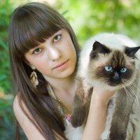 с любимым :: Юлия