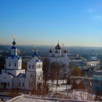 Свято-Успенский монастырь. :: Борис Митрохин
