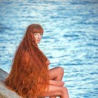 Рыжая :: Татьяна Малинина
