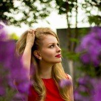 Цветок в цветах :: Юлия Прохорова